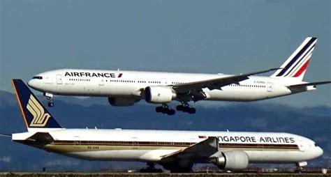 Air Di Singapore singapore airlines dan air akan berbagi kode di pesawat