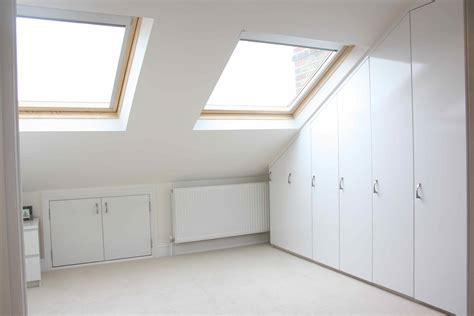 loft conversion 2 bedrooms loft conversions are fantastic spaces for bedrooms but also for extra storage turn