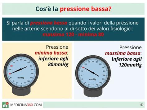 pressione bassa alimenti pressione bassa valori sintomi cause e cure