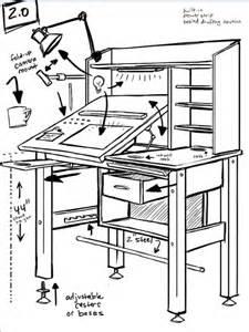 Drafting Table Plans Pdf Wood Plan