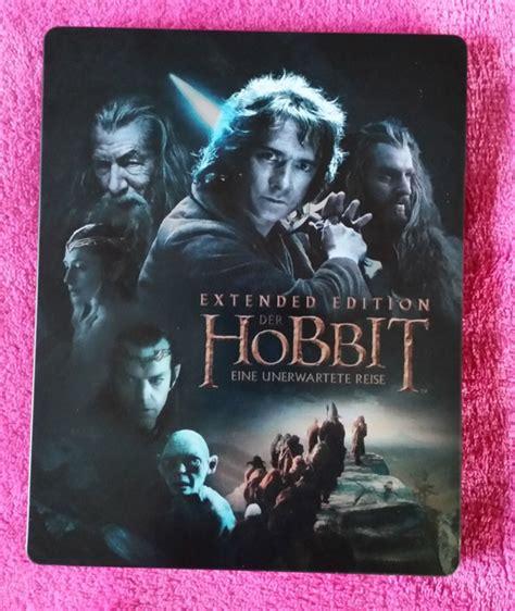 Un Hobbit Définition by Le Hobbit 1 Et 2 Versions Longues Aper 231 Us Des Steelbooks