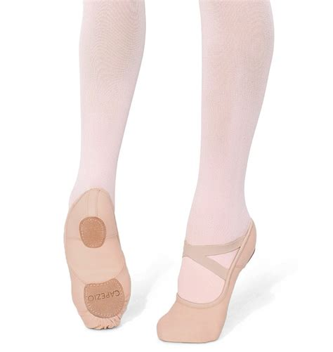 capezio slippers child hanami ballet slipper by capezio