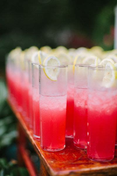 17 best images about signature drinks on pinterest