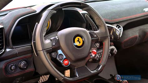 ferrari  interior  wallpaper