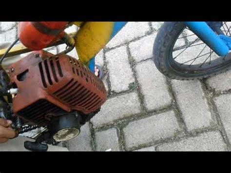Bor Duduk Rakitan sepeda modif mesin doovi