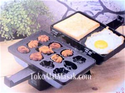 Teflon Panggangan Roti toko cetakan kue aneka bentuk toaster di jakarta surabaya