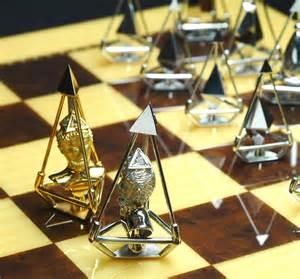 Luxury Chess Set by Luxury Chess Set Bornrich