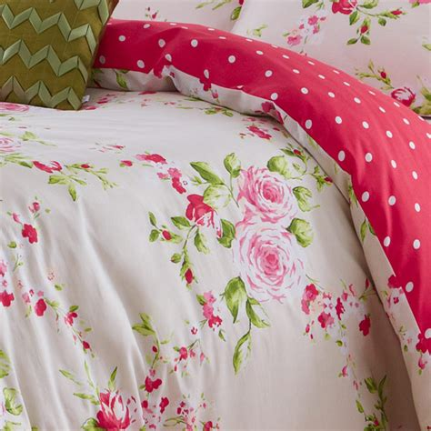 canterbury floral curtains catherine lansfield home canterbury floral duvet cover set