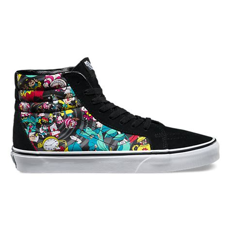 Vans Disney disney sk8 hi reissue shop classic shoes at vans