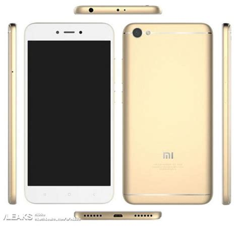 Redmi Note 5a xiaomi redmi note 5a image leaks along with specs