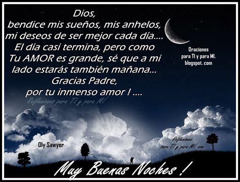 imagenes de dios bendice mi camino oraciones para ti y para m 205 dios bendice mis sue 241 os