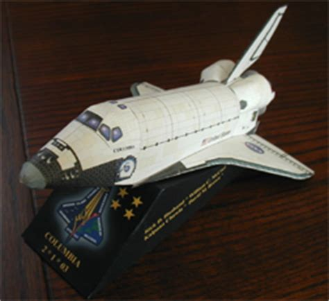 Papercraft Space Shuttle - space shuttle papercraft pics about space