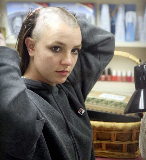 A History of the Shaved Heads of Female Stars