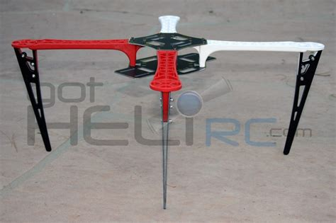 Mix Colour Dji Flamewheel F450 Frame With Power Distribution Board gothelirc dji longer landing gear f450 f550 4 legs