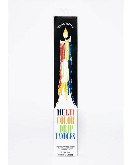 color drip candles best 25 drip candles ideas on