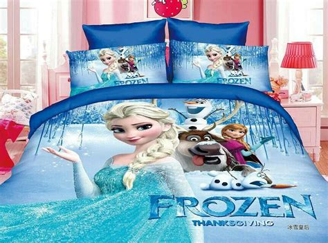 elsa frozen bedroom frozen elsa anna bedding sets children s baby girls