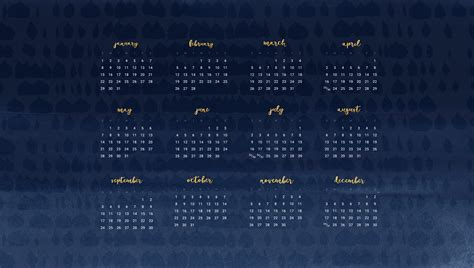 computer wallpaper calendar free 2017 desktop wallpaper calendars watercolor pattern