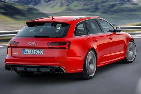 Bmw I8 Neupreis by Audi Rs 6 Avant Performance La 2015 Preis Marktstart