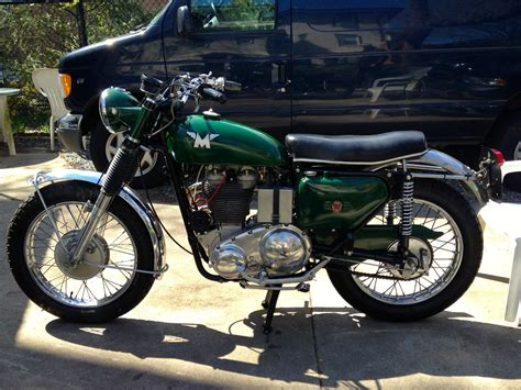 Motorrad British Racing Green by British Racing Green 1969 Matchless G80cs For Sale