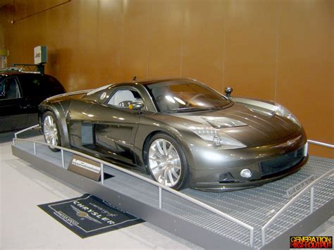 2004 Chrysler Me Four Twelve Supercar Genho