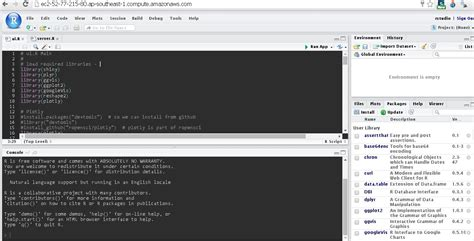 ubuntu server tutorial for beginners aws amazon com rstudio server on ubuntu 14 04 rstats r