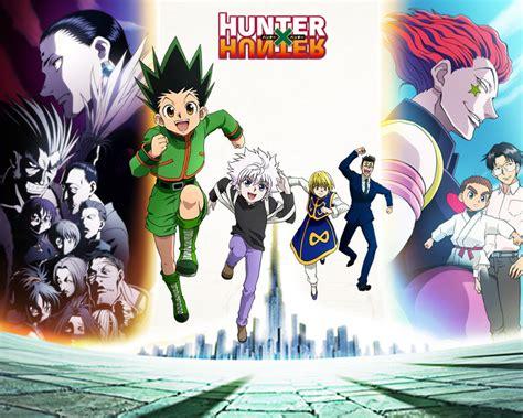 anime wallpaper hd hunter x hunter hunter x hunter hd wallpaper wallpapersafari