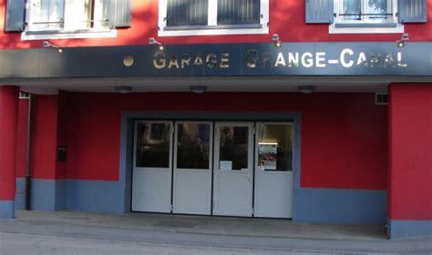 garage grange canal les garages les mieux not 233 s en suisse romande auto2day