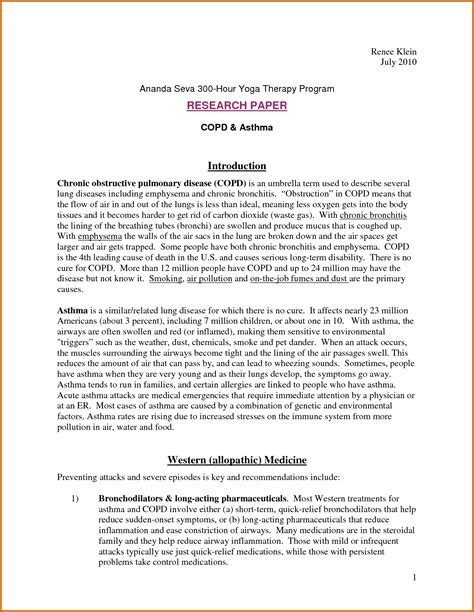 Introduction Essay Exle by 9 Introduction Of Term Paper Exle Lease Template