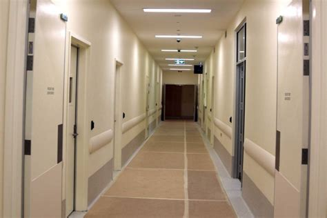 Bentley Mental Hospital The Corridor At The Youth Mental Health Unit At The Fiona