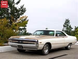 1970 Chrysler Hurst 300 1970 Chrysler 300 Hurst On The Lot