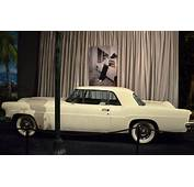 Elvis Presley's 1956 Lincoln Continental Mark II On