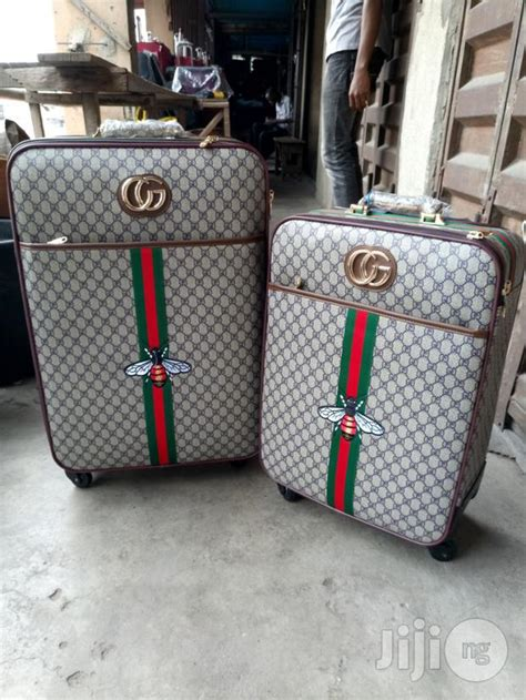 Sale Gucci 8100 Set gucci set luggage for sale in lagos mainland buy bags from rosemary ifeyinwa on jiji ng