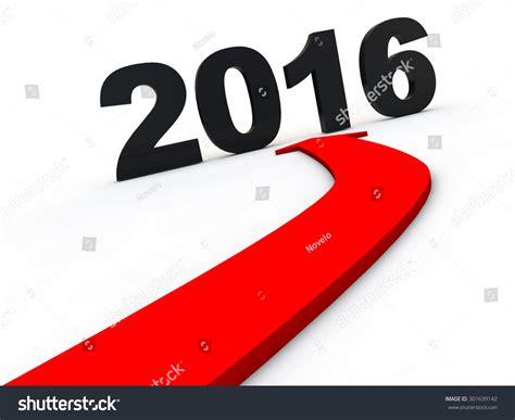 new year 2016 white background happy new year 2016 white background stock photo