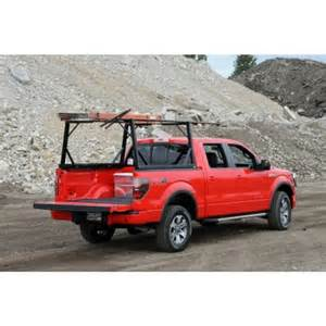 Gmc Cargo Management System Ladder Rack For 5 5 Quot To 5 9 Quot Bed Trucks Deezee Invis A Rack Cargo