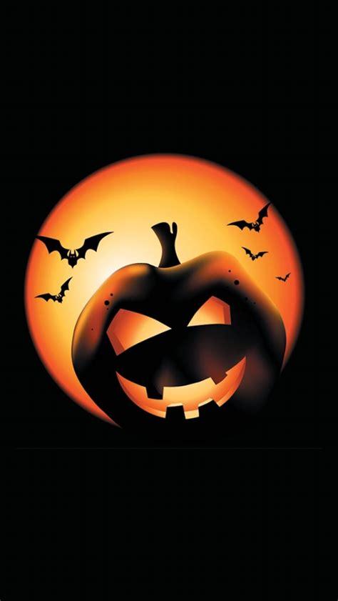 wallpaper for iphone halloween moon halloween pumpkin iphone 5 wallpapers top iphone 5