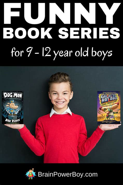 what to get my 12 year old boy for christmas book series for 9 12 year boys brain power boy