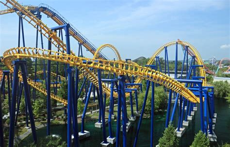 theme line charlotte top 5 most appreciated amusement parks in america