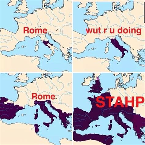 Roman Empire Memes - a sad nerd with history memes lynn the destroyer instagram photos and videos