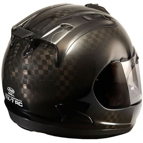 Helm Arai Carbon arai rx7 rc is a carbon helmet based on formula 1 technology