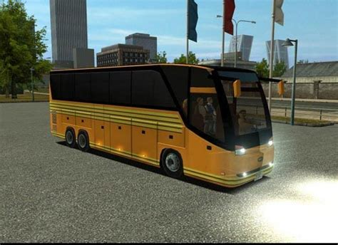 download game euro truck simulator bus mod ets bus simulator games mods download