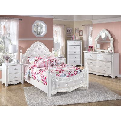 ashley kids bedroom sets exquisite kids four poster bedroom collection wayfair