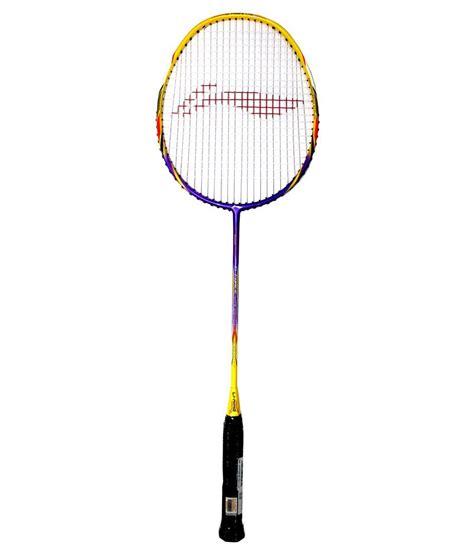 Atasan Badminton Li Ning li ning multicolour badminton racket buy at best price on snapdeal