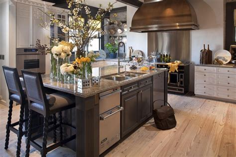 Kitchen Island Decorations Kitchen Island With Sink Kitchen Traditional With Eat In Kitchen Breakfast Bar