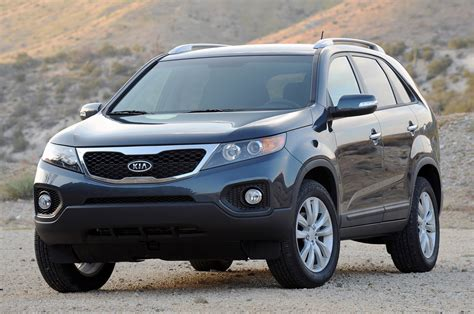Kia 2011 Review Review 2011 Kia Sorento Photo Gallery Autoblog