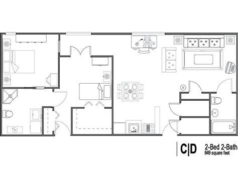 2 bedroom retirement house plans 2 bedroom retirement house plans 28 images unique