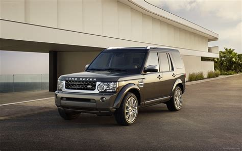 land rover discovery 4 hse luxury limited edition 2012