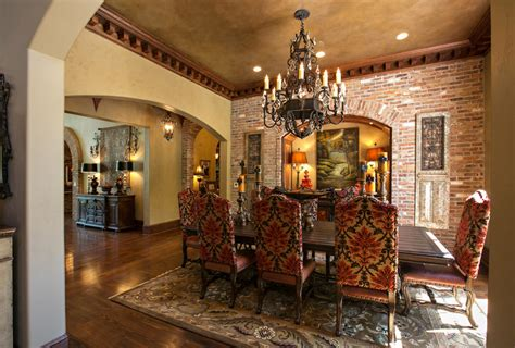 Mediterranean Dining Room Design Ideas Mediterranean Interior Design Ideas Brick Interior Ideas
