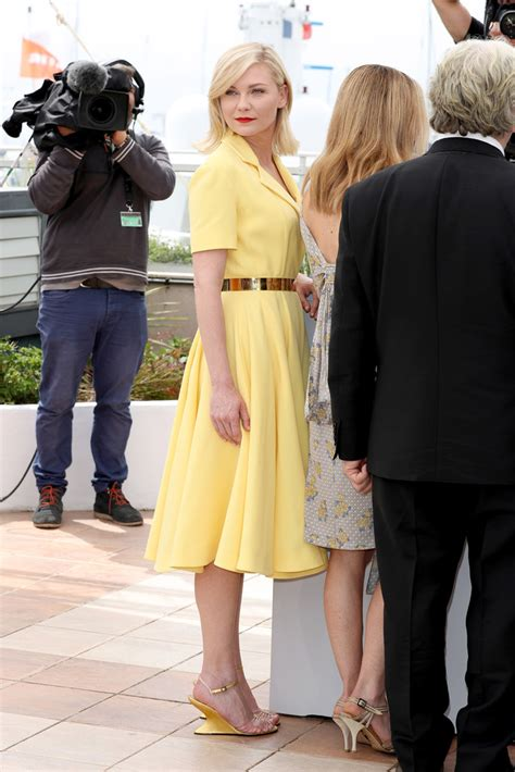 Kirsten Dunst Needs A Better Stylist by Kirsten Dunst Wedges Shoes Lookbook Stylebistro