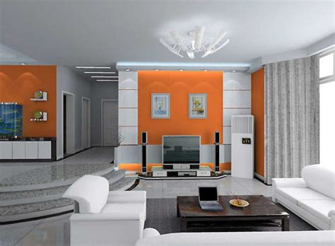 home design decorating and remodeling ideas modern home interior design ideas with gray and orange colors home interior exterior
