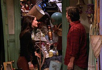 the one with the secret closet friends central tv show